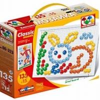 Мозаика для детей: польза и особенности выбора