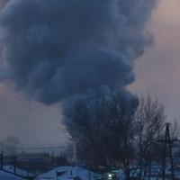 В Омской области сельчанин вынес из горящего дома детей, а сам погиб