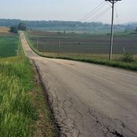 В Омской области открыли новую автодорогу
