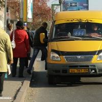Мэрия пересчитает пассажиров в омских маршрутках