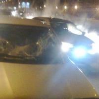 Водитель «Тойоты» погиб в новогоднюю ночь в центре Омска