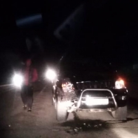 На трассе Тюмень-Омск насмерть сбили пешехода