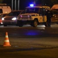 Пьяный водитель внедорожника спровоцировал ДТП в Ленинском округе Омска
