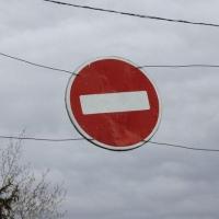 Дублер улицы Лукашевича в Омске закрыли для движения