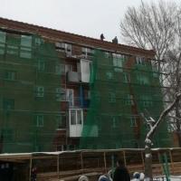В дом, где в мае обрушилась стена, возвращаются жильцы