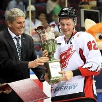 Хоккеисты омского «Авангарда» выиграли Кубок Мемориала Ромазана