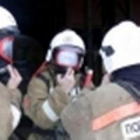 В Октябрьском районе Омска потушили пожар в жилом доме
