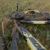 Юный омич на велосипеде попал под колеса иномарки