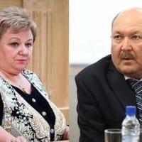 Экс-министры Омской области Илюшин и Фомина получили 8 лет на двоих