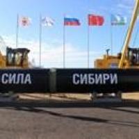 В 2017 году «Газпром» планирует построить 1300 км «Силы Сибири»