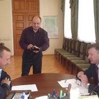 Министр сельского хозяйства и продовольствия Омской области снялся в фильме