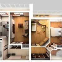 Обновление мебели в квартире
