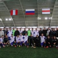 Футболисты омского «Иртыша» уступили тюменцам со счетом 1:3