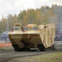 «Омсктрансмаш» продемонстрировал Минобороны РФ возможности ПТС-4