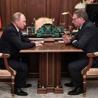 Путин лично сообщил Буркову о назначении временным главой Омской области