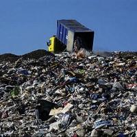 Омский мусор складируется в несуществующих резервуарах