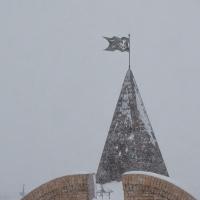 Во вторник ночью в Омской области похолодает до -25 градусов
