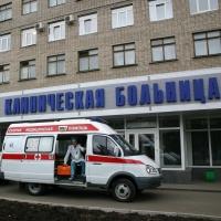В Омске областная больница осталась без отопления