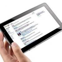 Доступ в Интернет для планшета