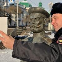 Омская полиция объявила конкурс селфи со стражами порядка