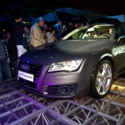 Светский дебют Audi A7 Sportback