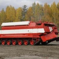 Омские конструкторы создали «пожарный танк» для Минобороны