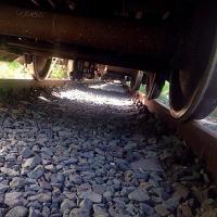 Еще один омский меломан догулялся по ж/д путям