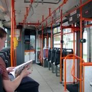 18 рублей за проезд в маршрутке будут платить омичи с 22 января