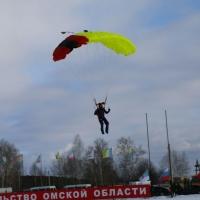 Министр культуры РФ побывал на открытии «белой» спартакиады в Омской области