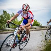 Омич выиграл многодневную гонку на шоссе