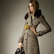 Зимнее пальто по фигуре
