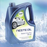 Neste City Pro: зимний выбор вашего двигателя