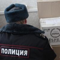 В Омской области полиция изъяла у пенсионерки 220 бутылок немаркированного алкоголя