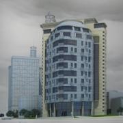 На Жукова хотят построить апарт-отель