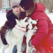 В Омске завершается конкурс фотографий на зимнюю тематику