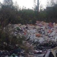 Омская администрация взялась за свалку высотой в 23 метра