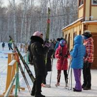 «Ростелеком» поддержал юбилейный Фестиваль детско-юношеского спорта Омской области по лыжным гонкам