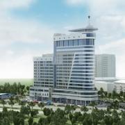 В Омске к 2014 году построят апарт-отель