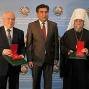 Митрополит Омский и Тарский Владимир награжден узбекским орденом
