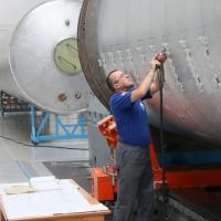 На базе омского ПО «Полёт» презентовали первый в РФ цех по сборке ракет-носителей «Ангара»