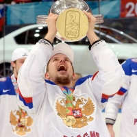 """Нападающие омского """"Авангарда"""" стали чемпионами мира по хоккею"""