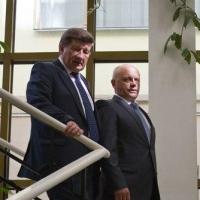 Первые лица региона поздравили омские СМИ с Днём российской печати