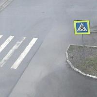 Авто с омскими номерам скрылось с места ДТП в Новосибирске