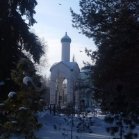 На неделе в Омске снег и резкие перепады температуры