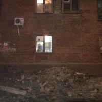 В мэрии Омска отреагировали на сообщения о разрушении дома на улице 20-го Партсъезда