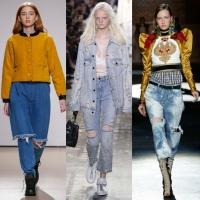 Джинсы – это модный тренд и идеальный стиль 2018 года