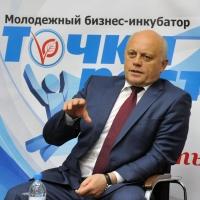 Виктор Назаров обсудил с омскими бизнесменами важные вопросы развития предпринимательства