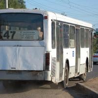 Для дачников Омска хотят продлить маршрут №47