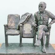 В Таре выбирают вариант памятника Михаилу Ульянову