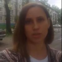Жительница Омска пожаловалась президенту на мусор во дворе